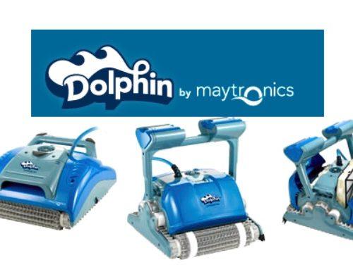 Dolphin Maytronics zwembadrobots