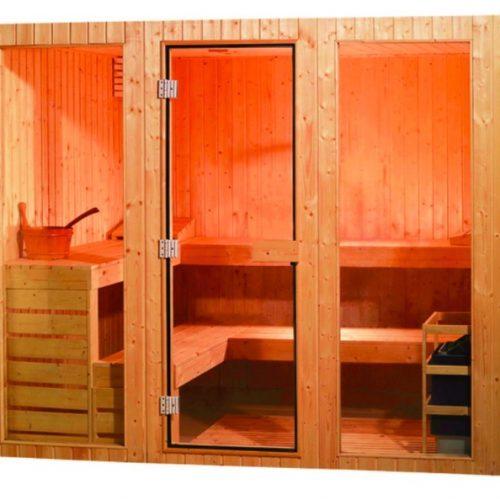 Elegance Finse Sauna